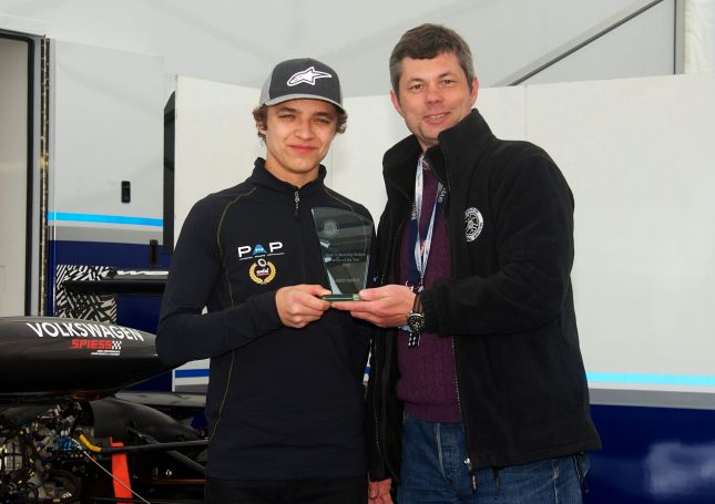 landonorris andrewnoakes guildofmotoringwriters