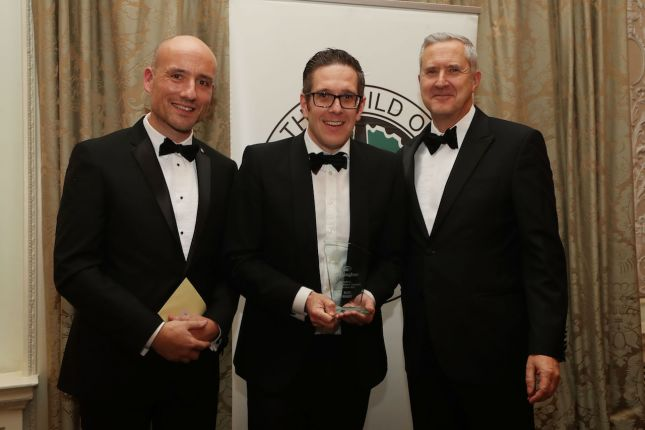 GOMW Journalist of the Year, Gallagher David Gray   Alex Grant