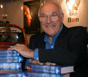 Murray Walker OBE 1923 – 2021